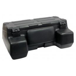 Coffre Quad 150L Noir Mat...