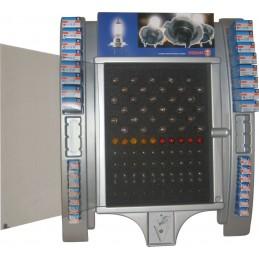 Présentoir pour ampoules OSRAM