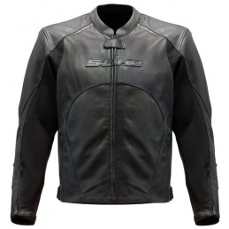 Blouson Cuir Racing Perforé...