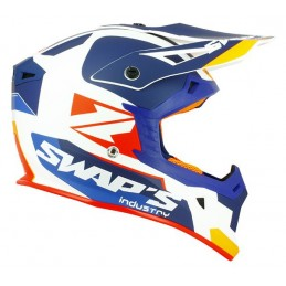 Casque Cross BLUR S818 -...