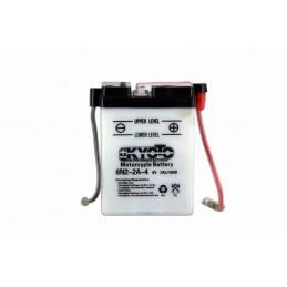 Batterie 6N2-2A-4...