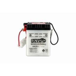 Batterie 6N4-2A-4...