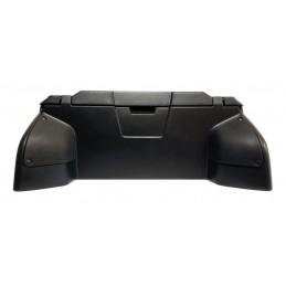 Coffre Quad 95L Noir Mat...