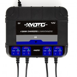 Chargeur Multi-Batteries...