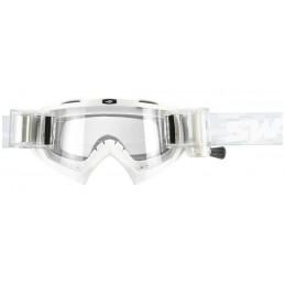 Masque PIXEL Blanc + KIT...