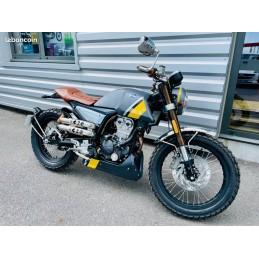 Mondial 125 hps titane
