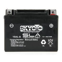 Batterie Gb4l-b SLA AGM -...